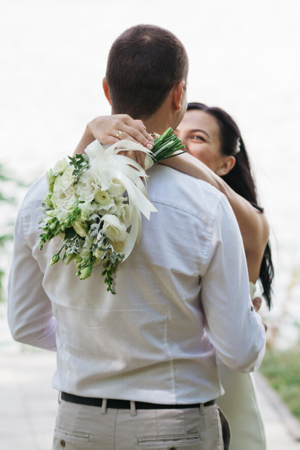 Свадьба Анастасии и Виталика - фото №122