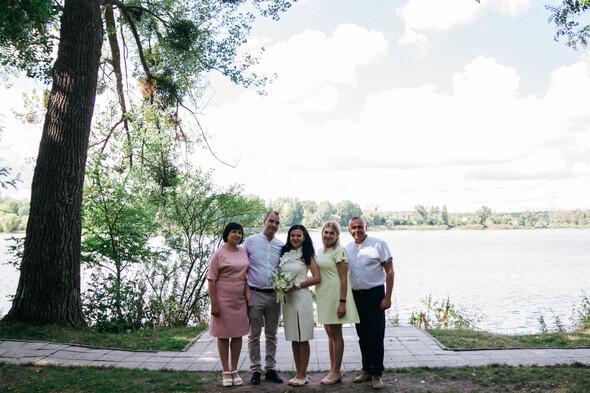 Свадьба Анастасии и Виталика - фото №114