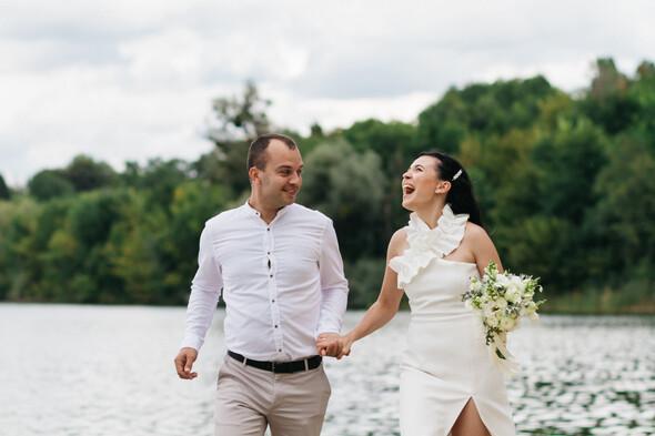 Свадьба Анастасии и Виталика - фото №44