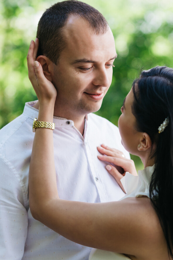 Свадьба Анастасии и Виталика - фото №131