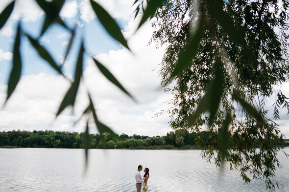 Свадьба Анастасии и Виталика - фото №46