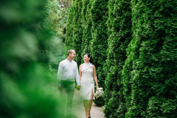 Свадьба Анастасии и Виталика - фото №75