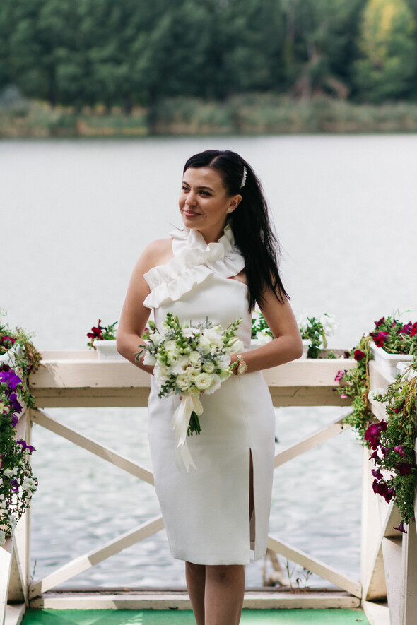 Свадьба Анастасии и Виталика - фото №20