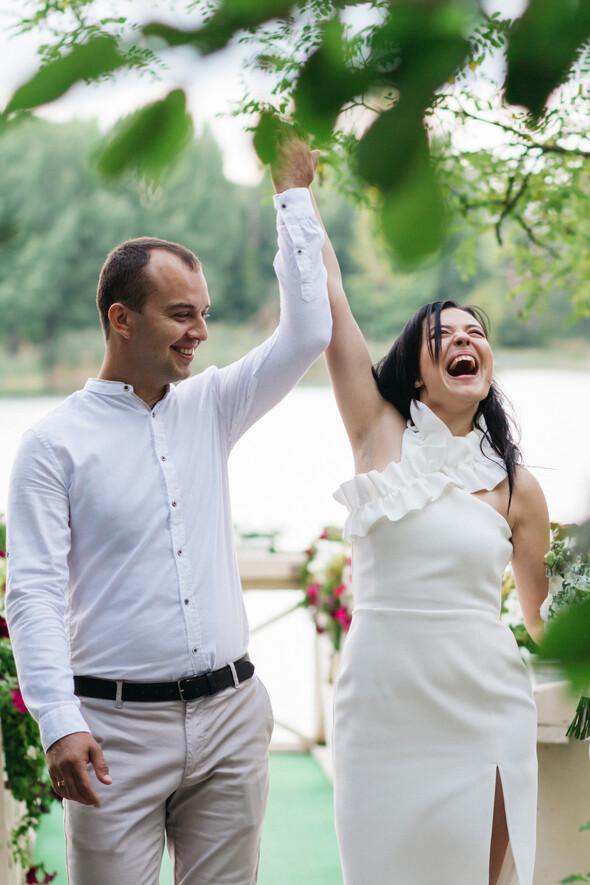 Свадьба Анастасии и Виталика - фото №39