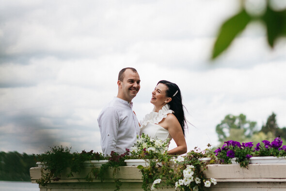 Свадьба Анастасии и Виталика - фото №30