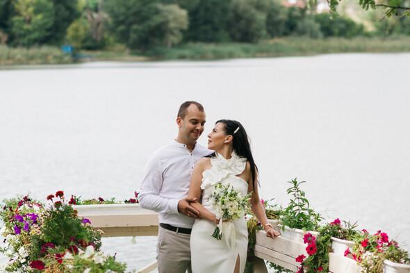 Свадьба Анастасии и Виталика - фото №35