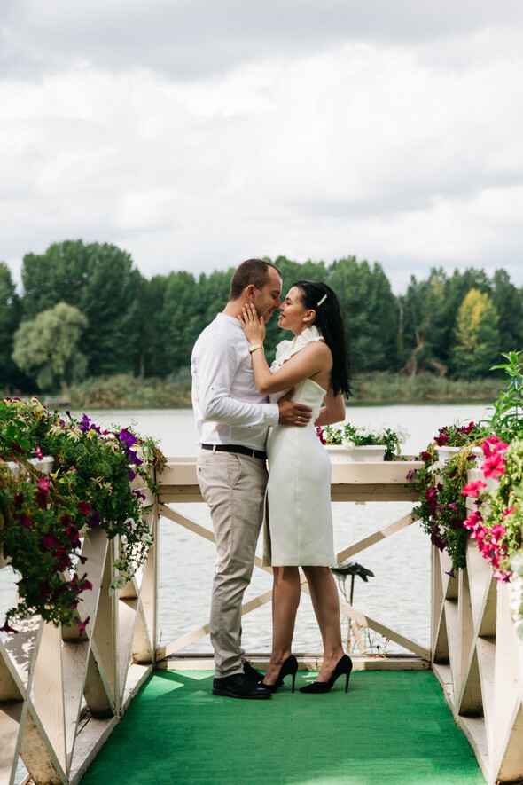 Свадьба Анастасии и Виталика - фото №12