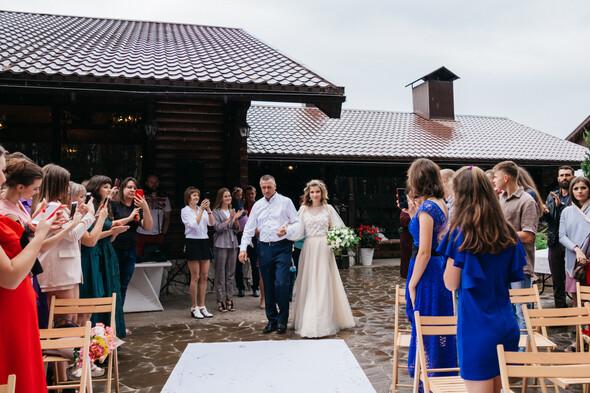 Свадьба Инны и Сергея - фото №61
