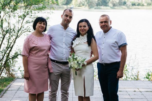 Свадьба Анастасии и Виталика - фото №108