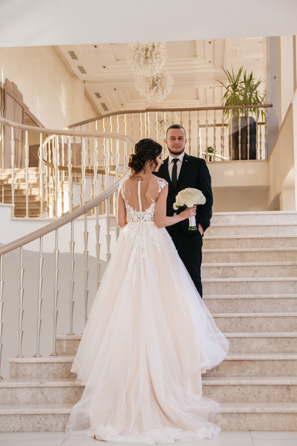 Свадьба Карины и Антона - фото №22