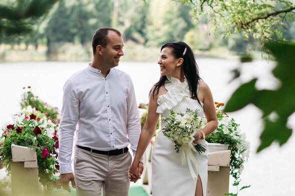 Свадьба Анастасии и Виталика - фото №38