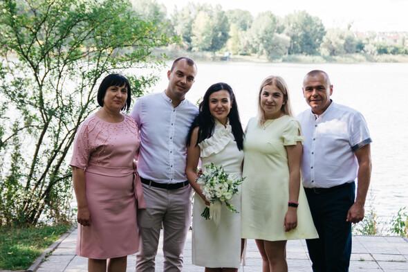 Свадьба Анастасии и Виталика - фото №112