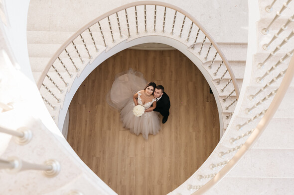 Свадьба Карины и Антона - фото №34