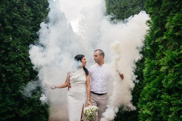 Свадьба Анастасии и Виталика - фото №90