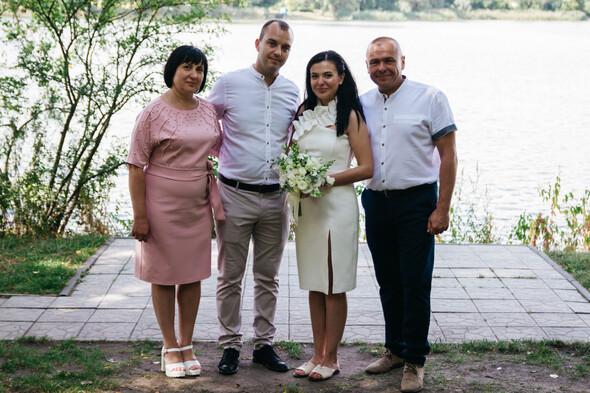 Свадьба Анастасии и Виталика - фото №110