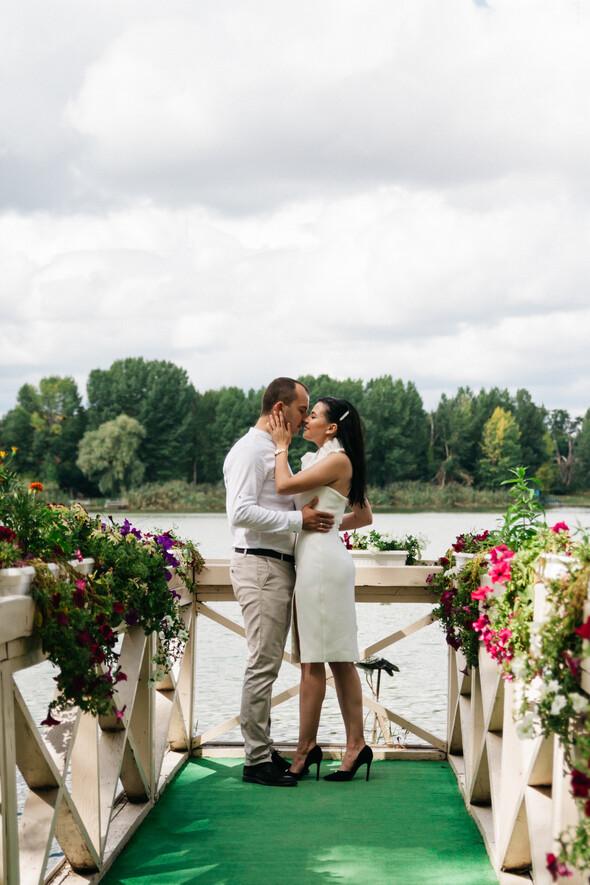 Свадьба Анастасии и Виталика - фото №11
