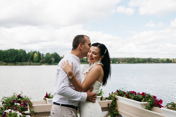 Свадьба Анастасии и Виталика - фото №14