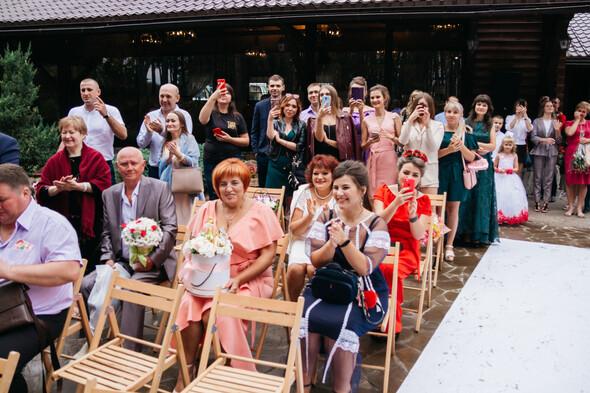 Свадьба Инны и Сергея - фото №68