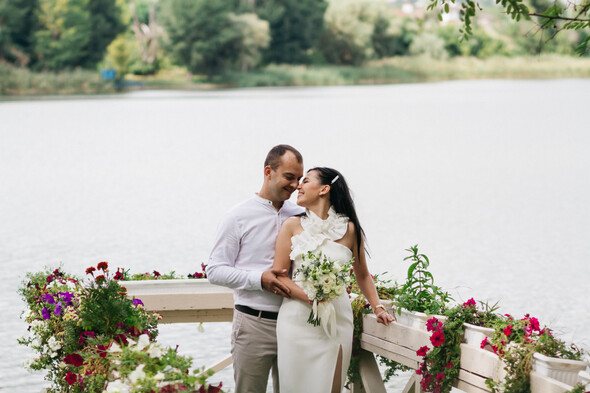 Свадьба Анастасии и Виталика - фото №36