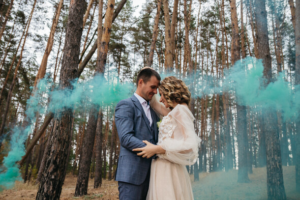 Свадьба Инны и Сергея - фото №49