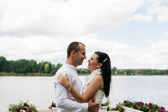 Свадьба Анастасии и Виталика - фото №15