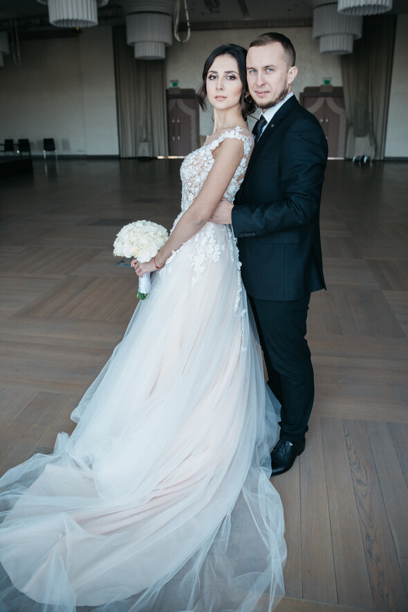 Свадьба Карины и Антона - фото №50