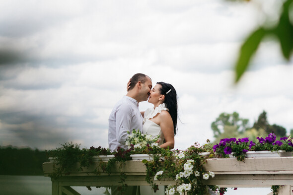 Свадьба Анастасии и Виталика - фото №31