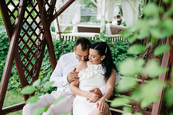 Свадьба Анастасии и Виталика - фото №56