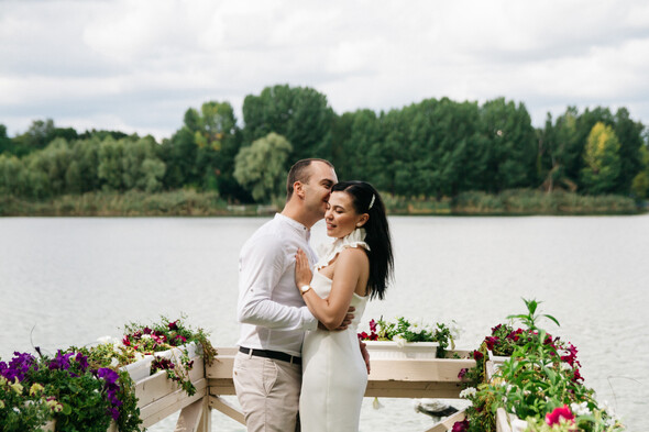Свадьба Анастасии и Виталика - фото №13
