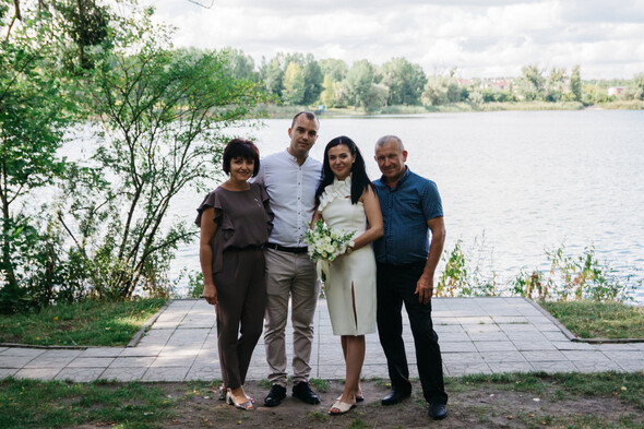 Свадьба Анастасии и Виталика - фото №105