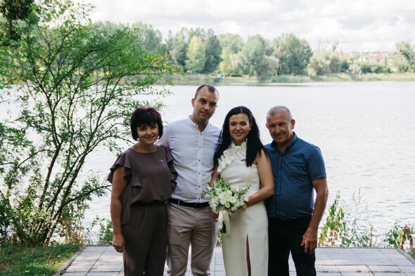 Свадьба Анастасии и Виталика - фото №103