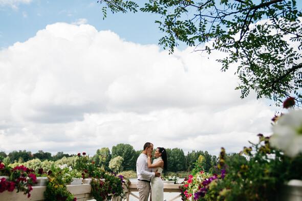 Свадьба Анастасии и Виталика - фото №9