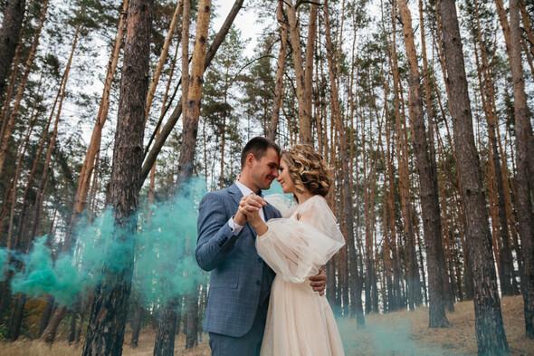 Свадьба Инны и Сергея - фото №50