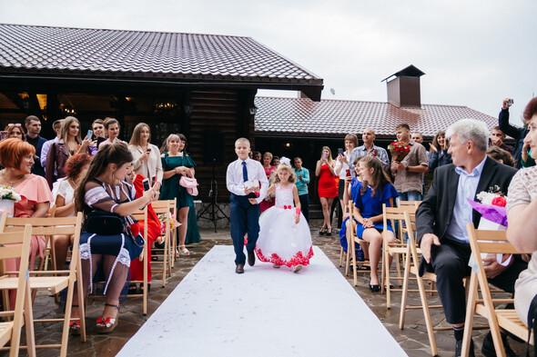 Свадьба Инны и Сергея - фото №82