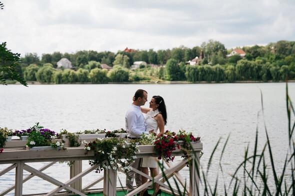 Свадьба Анастасии и Виталика - фото №6