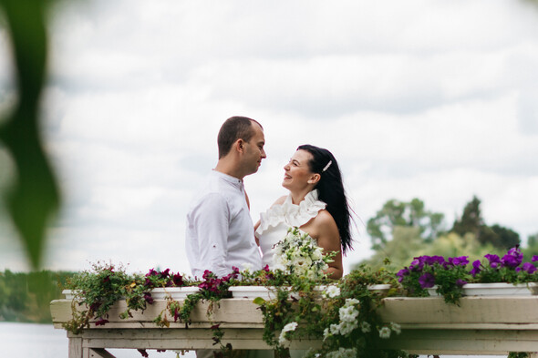 Свадьба Анастасии и Виталика - фото №29