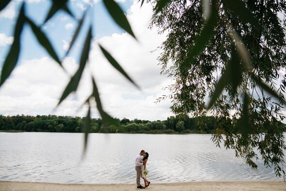 Свадьба Анастасии и Виталика - фото №48