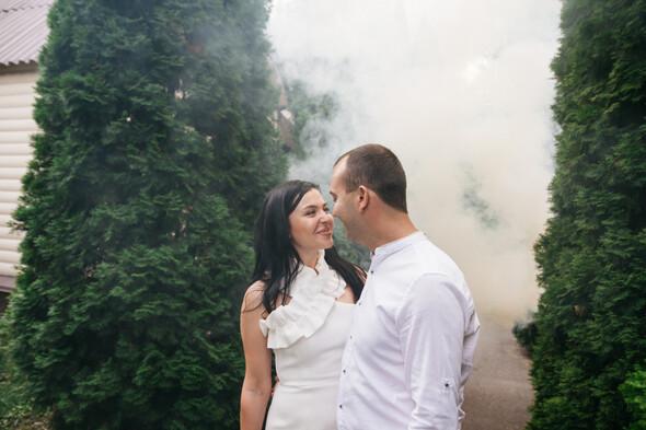 Свадьба Анастасии и Виталика - фото №85