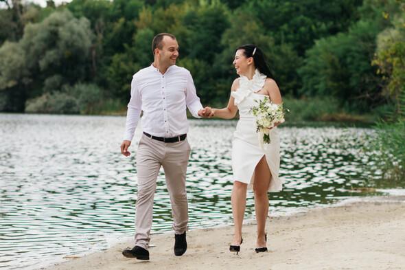 Свадьба Анастасии и Виталика - фото №43