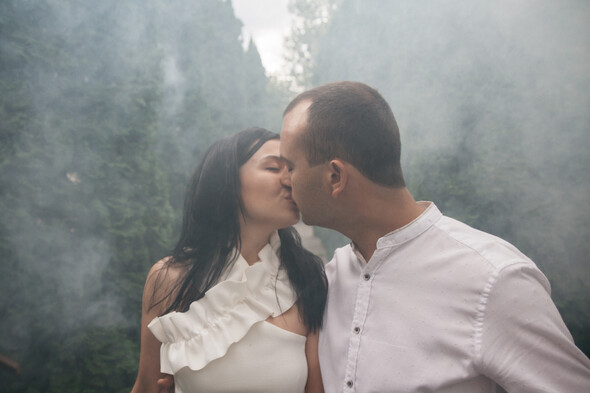 Свадьба Анастасии и Виталика - фото №92