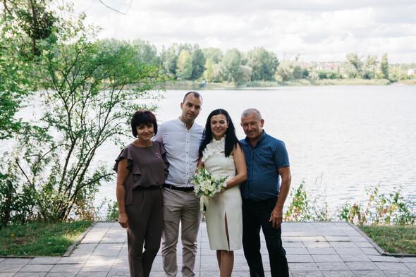 Свадьба Анастасии и Виталика - фото №104