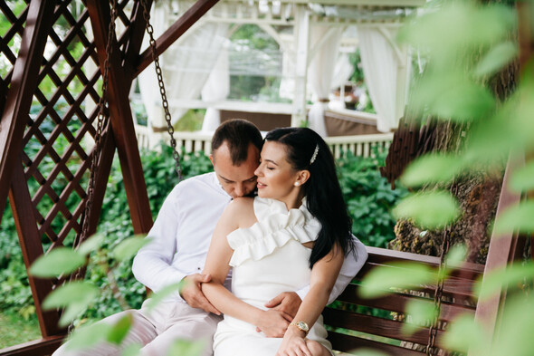 Свадьба Анастасии и Виталика - фото №59
