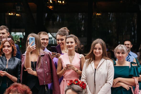 Свадьба Инны и Сергея - фото №75