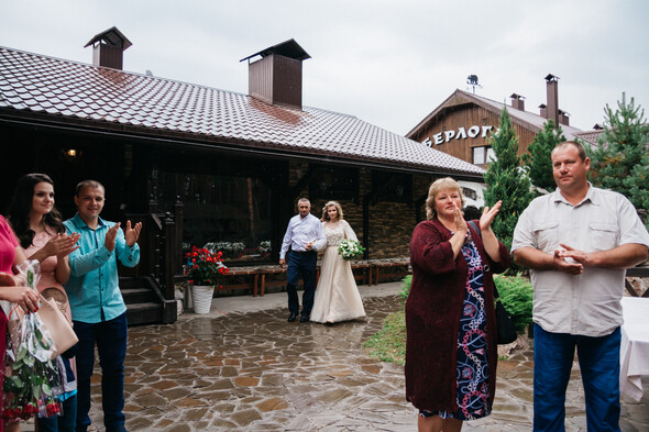Свадьба Инны и Сергея - фото №59