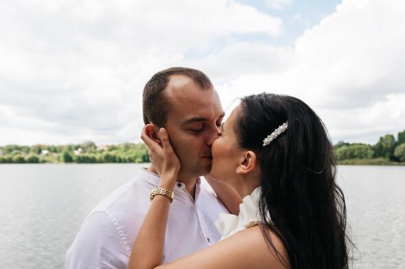 Свадьба Анастасии и Виталика - фото №16