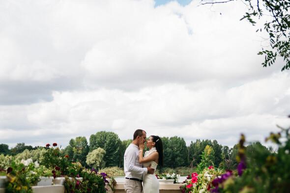 Свадьба Анастасии и Виталика - фото №10