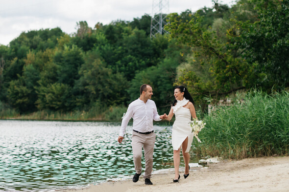 Свадьба Анастасии и Виталика - фото №41