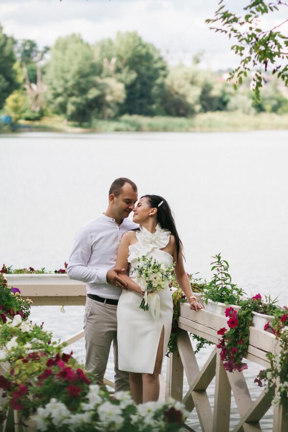 Свадьба Анастасии и Виталика - фото №37