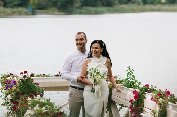 Свадьба Анастасии и Виталика - фото №34
