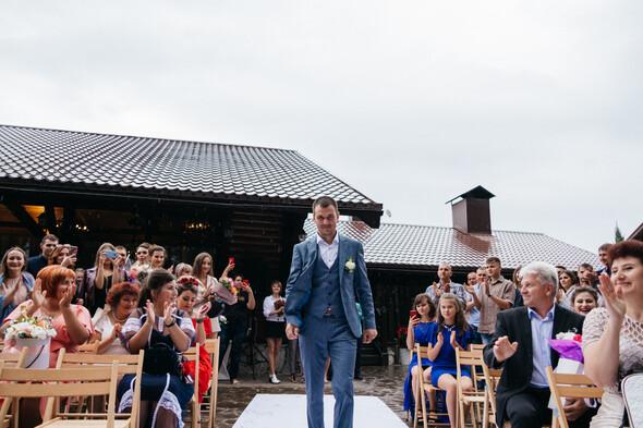 Свадьба Инны и Сергея - фото №56